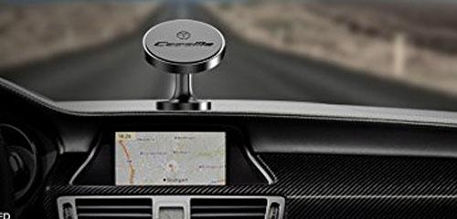 Autohouder voor op het dashboard