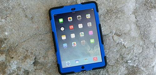 Extra stevige iPad Pro 12.9 (2017) hoesjes