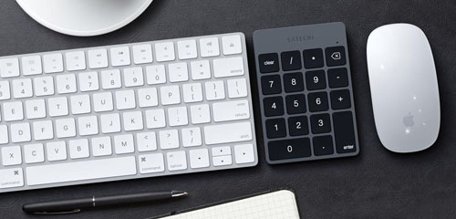 MacBook 12 inch Keyboard en Muis