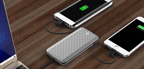 Powerbank voor Telefoon of Tablet