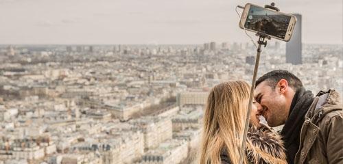 Selfie Sticks voor Telefoons