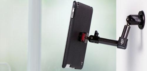 Verstelbare tablet houder