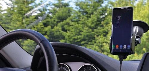Telefoonhouder auto met zuignap
