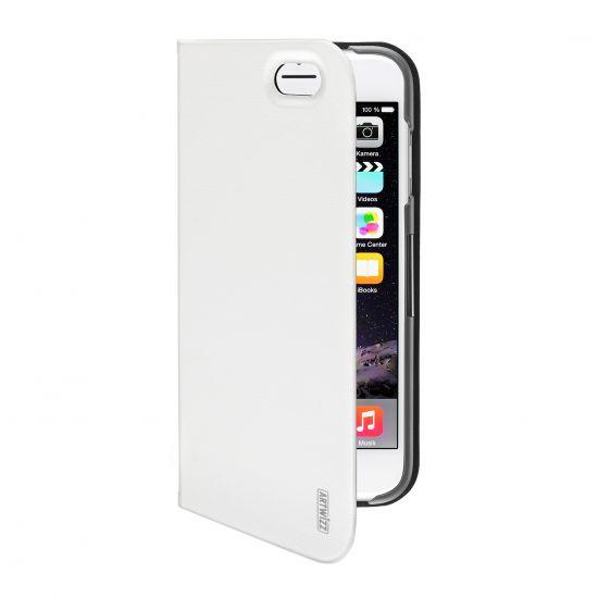 Artwizz SeeJacket Folio Bookcase voor de iPhone 6(s) - Wit