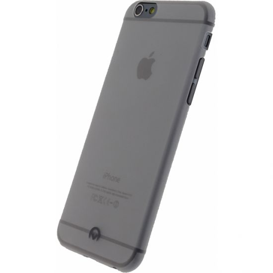 Mobilize Gelly TPU Backcover voor de iPhone 6(s) - Milky White