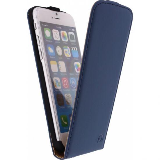 Mobilize Ultra Slim Flipcase voor de iPhone 6(s) - Blauw