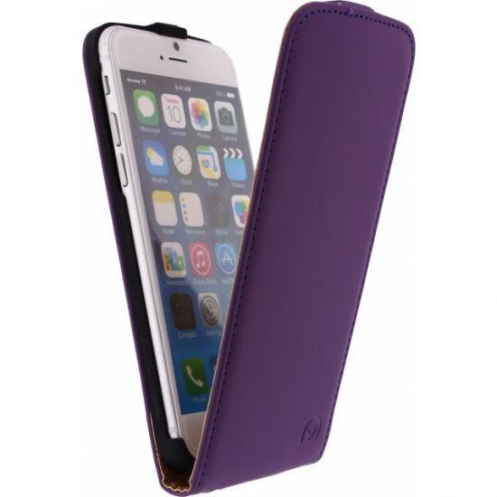 Mobilize Ultra Slim Flipcase voor de iPhone 6(s) - Paars