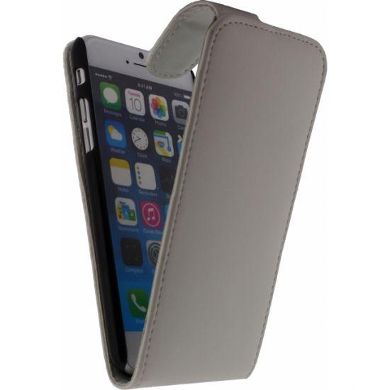 Xccess Flipcase voor de iPhone 6(s) - Wit
