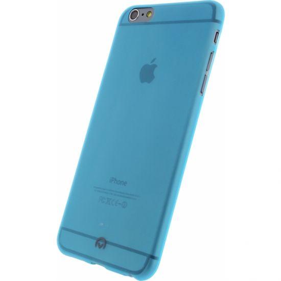 Mobilize Gelly TPU Backcover voor de iPhone 6(s) Plus - Neon Blue