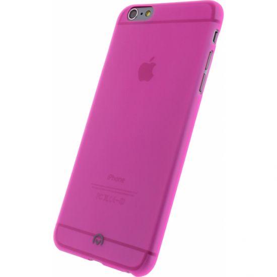 Mobilize Gelly TPU Backcover voor de iPhone 6(s) Plus - Neon Fuchsia