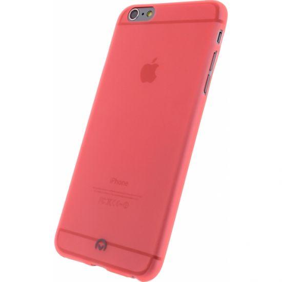 Mobilize Gelly TPU Backcover voor de iPhone 6(s) Plus - Neon Orange