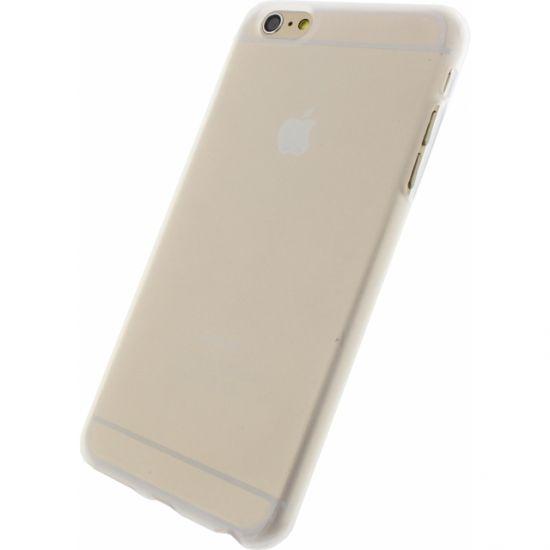 Mobilize Gelly TPU Backcover voor de iPhone 6(s) Plus - Wit