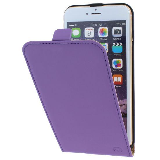 Mobilize Ultra Slim Flipcase voor de iPhone 6(s) Plus - Paars