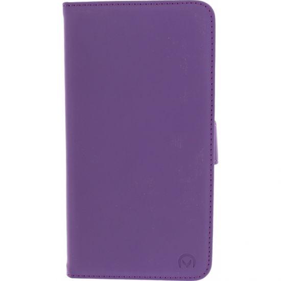 Mobilize Slim Wallet Bookcase voor de iPhone 6(s) Plus - Paars