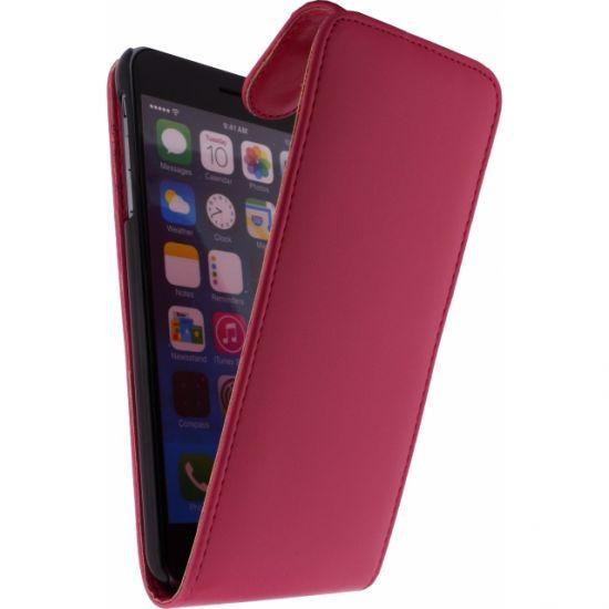 Xccess Flipcase voor de iPhone 6(s) Plus - Roze
