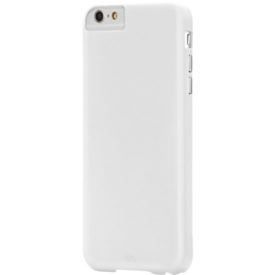 Case Mate Barely There Hardcase voor de iPhone 6(s) Plus - Wit