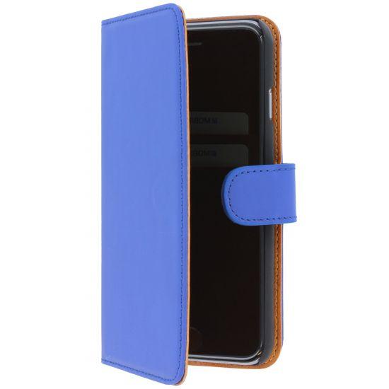 Mobiparts Premium Wallet Bookcase voor de iPhone 6(s) - Blauw