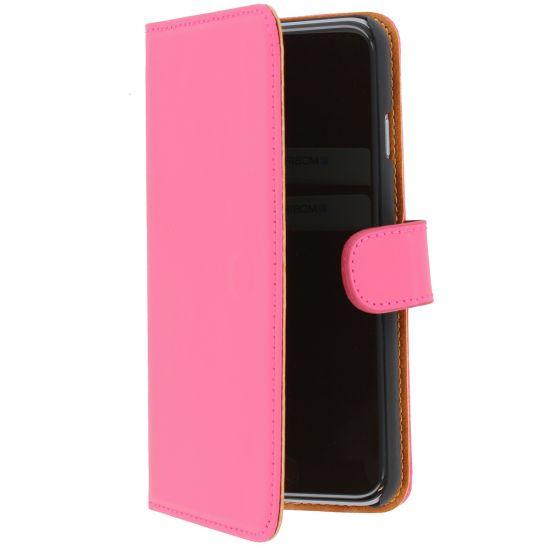 Mobiparts Premium Wallet Bookcase voor de iPhone 6(s) - Roze