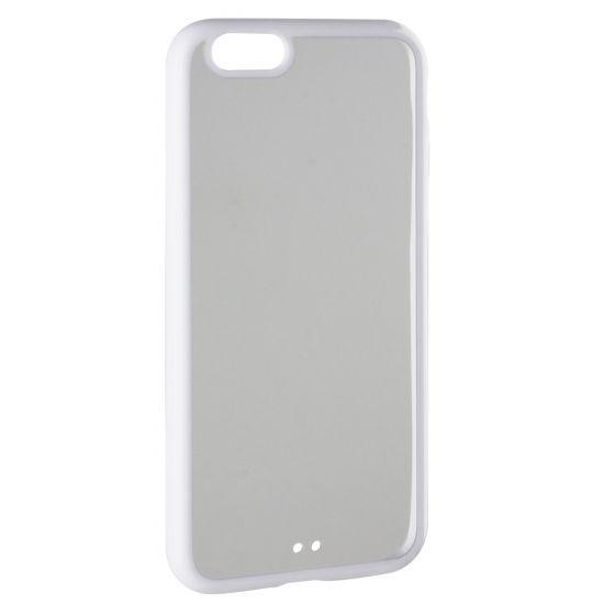 Xqisit iPlate Hardcase voor de iPhone 6(s) - Wit