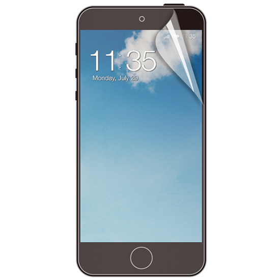 Muvit Folie  Screenprotector voor de iPhone 6(s) Plus - 2-Pack