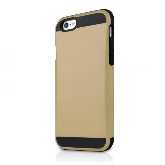 Itskins Evolution Hardcase voor de iPhone 6(s) - Goud