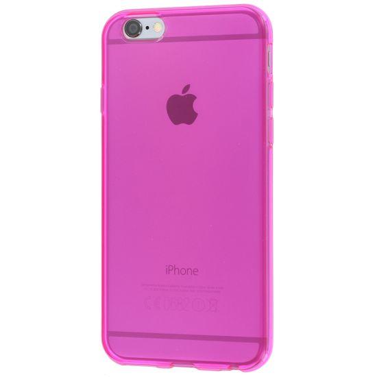Colorfone TPU Backcover voor de iPhone 6(s) - Roze