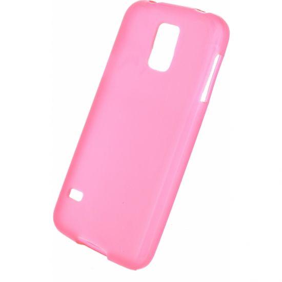 Mobilize Gelly TPU Backcover voor de Samsung Galaxy S5 - Roze