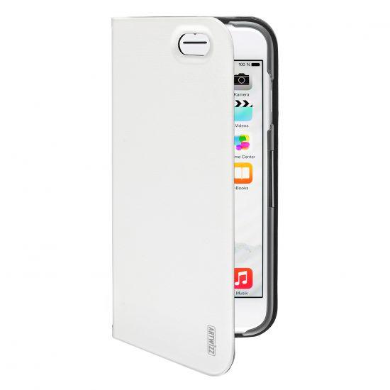 Artwizz SeeJacket Folio Bookcase voor de iPhone 6(s) Plus - Wit