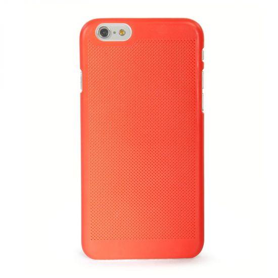 Tucano Tela Snap Hardcase voor de iPhone 6(s) Plus - Rood