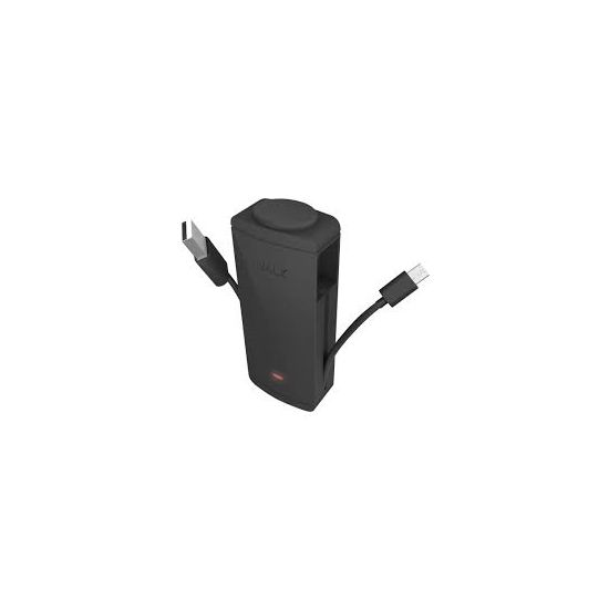 iWalk Charge It Plus Micro USB Powerbank 2.600 mAh - Zwart