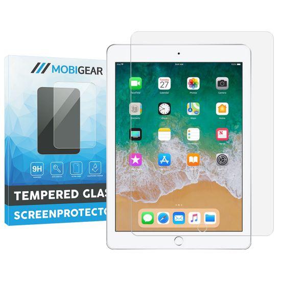 Mobigear Gehard Glas Screenprotector voor de iPad 6 (2018) / iPad 5 (2017) / iPad Pro 9.7 (2016) / iPad Air 2 (2014) / iPad Air 1 (2013)