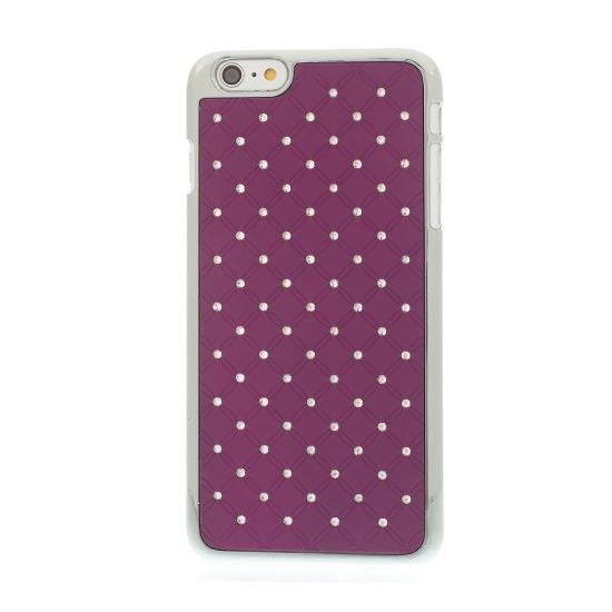 Mobigear Design Hardcase voor de iPhone 6(s) Plus - Paars