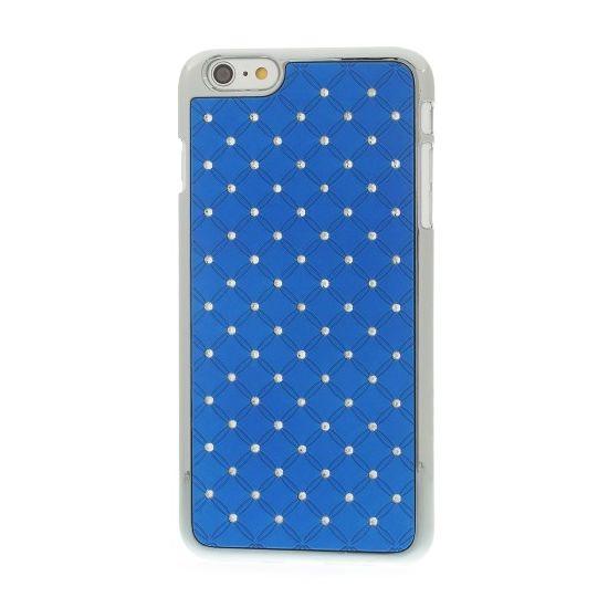 Mobigear Design Hardcase voor de iPhone 6(s) Plus - Blauw