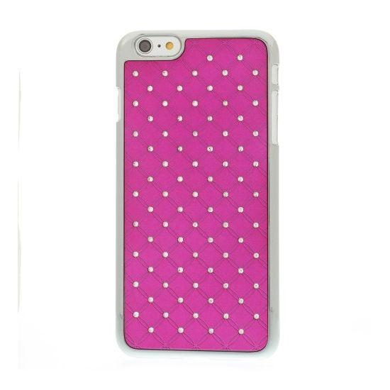 Mobigear Design Hardcase voor de iPhone 6(s) Plus - Roze