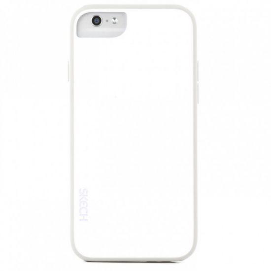 Skech Ice Hardcase voor de iPhone 6(s) - Arctic White