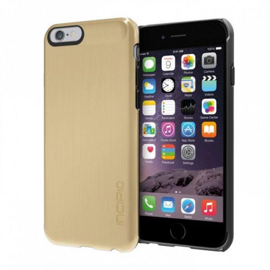 Incipio Feather Shine Hardcase voor de iPhone 6(s) - Goud