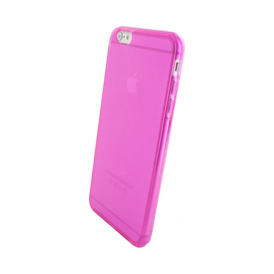 Mobiparts Essential TPU Backcover voor de iPhone 6(s) Plus - Roze
