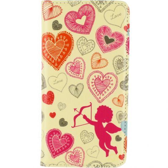 Mobilize Magnet Bookcase voor de iPhone 6(s) Plus - Cupid