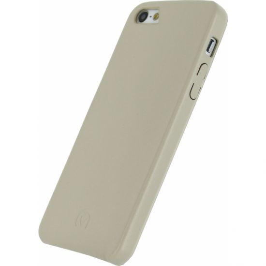 Mobilize Premium Backcover voor de iPhone SE (2016) / 5S / 5 - Creamy White