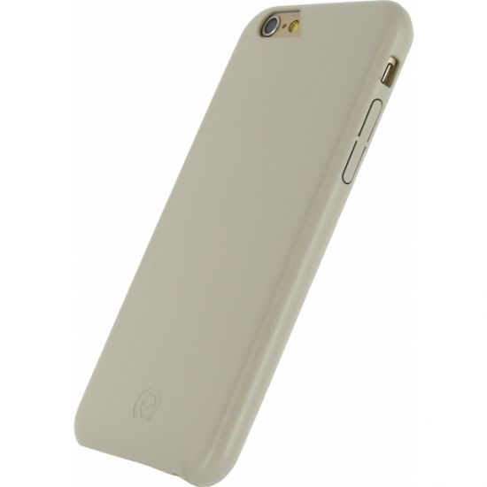 Mobilize Premium Backcover voor de iPhone 6(s) - Creamy White