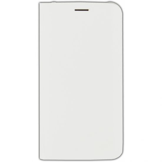 Mobilize Chic  Bookcase voor de Samsung Galaxy S6 Edge - Wit