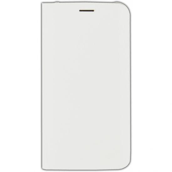 Mobilize Chic Bookcase voor de Samsung Galaxy S6 - Wit
