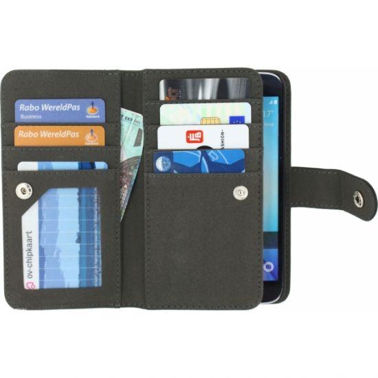 Mobilize All-in-One Bookcase voor de Samsung Galaxy S6 - Zwart
