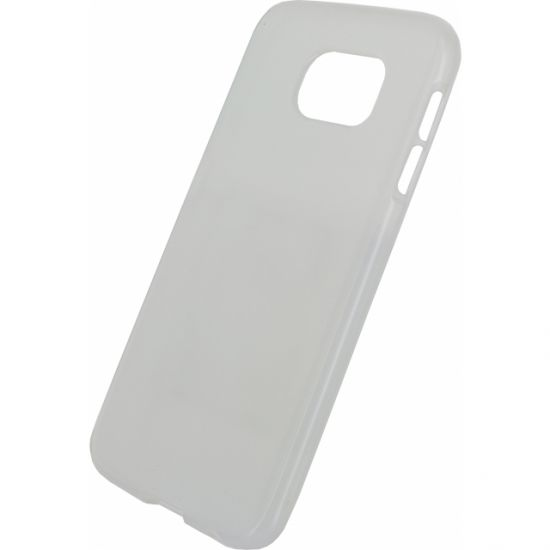 Mobilize Gelly TPU Backcover voor de Samsung Galaxy S6 - Milky White