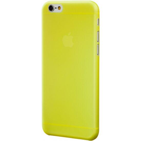 SwitchEasy Ultra Slim Hardcase voor de iPhone 6(s) Plus - Geel