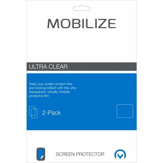 Mobilize Folie Screenprotector voor de iPad 6 (2018) / iPad 5 (2017) / iPad Pro 9.7 (2016) / iPad Air 1 (2013) - 2-Pack