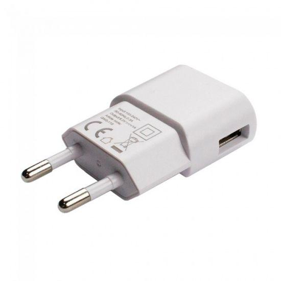 Grab n Go Single USB Oplader 5W 1A - Wit