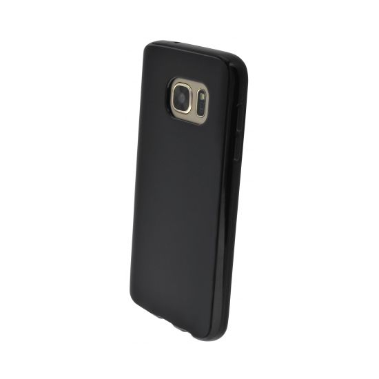 Mobiparts Essential TPU Backcover voor de Samsung Galaxy S7 - Zwart