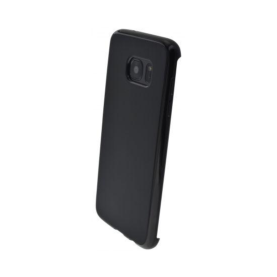 Mobiparts Essential TPU Backcover voor de Samsung Galaxy S7 Edge - Zwart