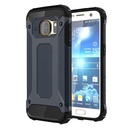 Mobigear Outdoor Hardcase voor de Samsung Galaxy S7 - Donkerblauw